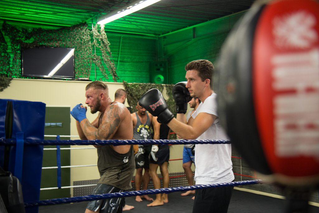 Boxtraining Köln